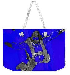 Skydiving Collection Weekender Tote Bag