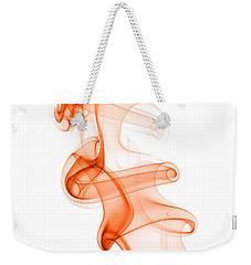 smoke III Weekender Tote Bag by Joerg Lingnau