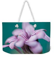 Soft Pink Weekender Tote Bag
