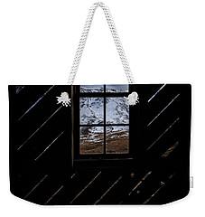 Sound Democrat Mill Weekender Tote Bag