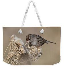 Sparrow Weekender Tote Bag