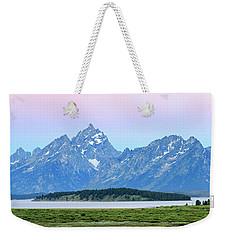 Spotless Sunrise Weekender Tote Bag