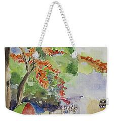 Spring In India Weekender Tote Bag