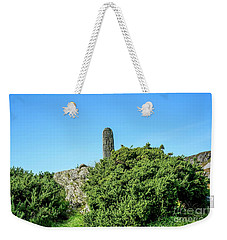 Stands Outside Weekender Tote Bag