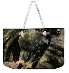 Stone Steed Art Weekender Tote Bag
