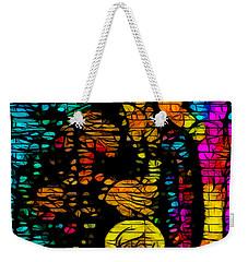 Street Jazz Weekender Tote Bag