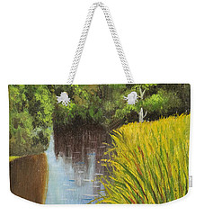 Summer Landscape, Painting Weekender Tote Bag