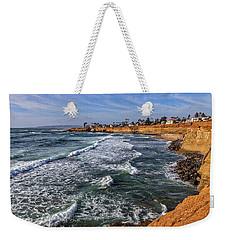Sunset Cliffs 2 Weekender Tote Bag