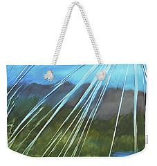 Sunshine Over Boise Weekender Tote Bag