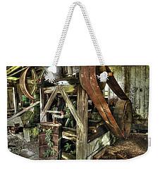 Syrup Mill Weekender Tote Bag