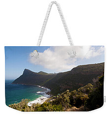 Table Mountain National Park Weekender Tote Bag