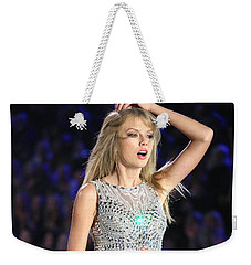 Taylor Swift Weekender Tote Bag