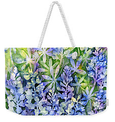 Texas Blues  Weekender Tote Bag