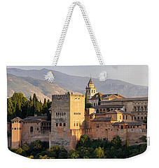The Alhambra Weekender Tote Bag