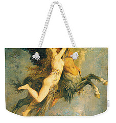 The Chimera Weekender Tote Bag by Gustave Moreau