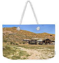 The Ghost Town Weekender Tote Bag