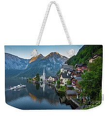 The Pearl Of Austria Weekender Tote Bag by JR Photography