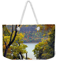 The Vista Steps Weekender Tote Bag