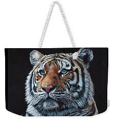 Tiger Portrait Weekender Tote Bag