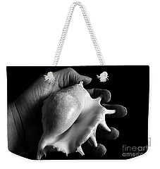 Touch Series - Shells Weekender Tote Bag