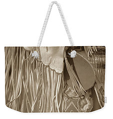 Traditional Dancer Weekender Tote Bag