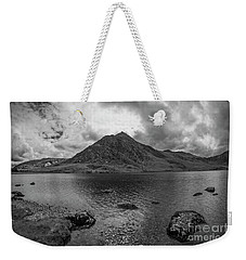 Tryfan Mountain Weekender Tote Bag