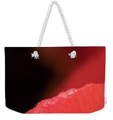 Tulip Abstract Weekender Tote Bag