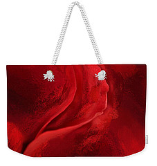 Unfurling Beauty IIi Weekender Tote Bag