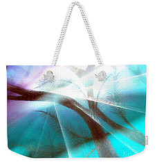 Wake Up In The Forest Weekender Tote Bag