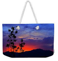 Wasatch Sunrise Weekender Tote Bag