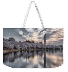 Washington Sunrise Weekender Tote Bag