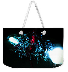 Water Art Weekender Tote Bag