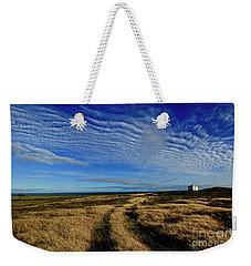 Waves Weekender Tote Bag by Craig Wood