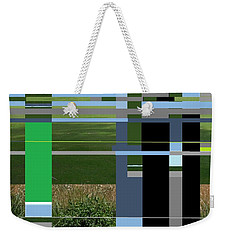 Wetlands Weekender Tote Bag by Andrew Drozdowicz