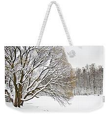 Winter Park Weekender Tote Bag