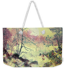 Woods And Wetlands Weekender Tote Bag