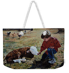 20 Minute Orphan Weekender Tote Bag