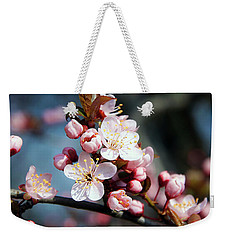 Tree Blossoms Weekender Tote Bag