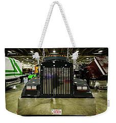 2000 Kenworth W900 Weekender Tote Bag by Randy Scherkenbach