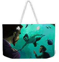 20000 Leagues Under The Sea Weekender Tote Bag