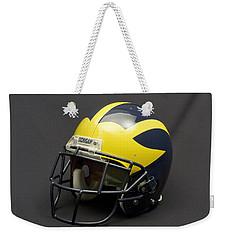 2000s Era Wolverine Helmet Weekender Tote Bag