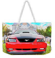 2003 Ford Cobra Gt Mustang  Weekender Tote Bag