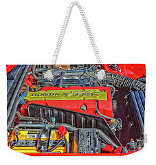 2006 Honda S2000 Engine Weekender Tote Bag