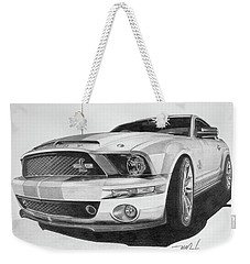 2008 Shelby Cobra 40th Anniversary 1968-2008 Weekender Tote Bag