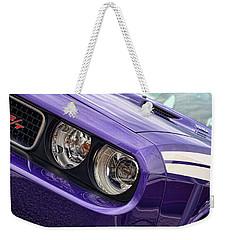 2011 Dodge Challenger Rt Weekender Tote Bag