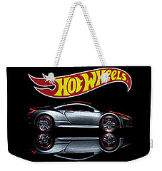 Weekender Tote Bag featuring the photograph 2012 Acura Nsx by James Sage