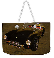 2012 Shelby Cobra 50th Anniversary  Weekender Tote Bag