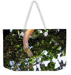 Swedish Coy Weekender Tote Bag