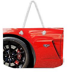2013 Corvette Weekender Tote Bag