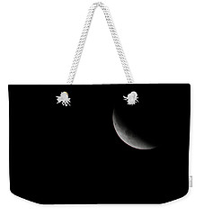 2015 Harvest Moon Eclipse 1 Weekender Tote Bag by Terry DeLuco